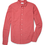 Gant Rugger Button-Down Collar Chambray Shirt | MR PORTER