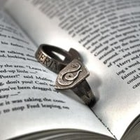 Slytherin Crest Ring