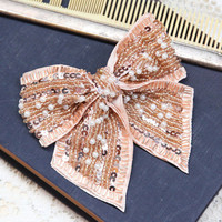 ella lottie beaded hair clip - $18.99 : ShopRuche.com, Vintage Inspired Clothing, Affordable Clothes, Eco friendly Fashion