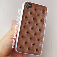 iphone 5 case--Ice Cream Sandwich iPhone 5 case, iphone 5 hard case,iphone case