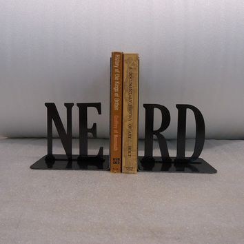 Fancy - NERD Text Bookends
