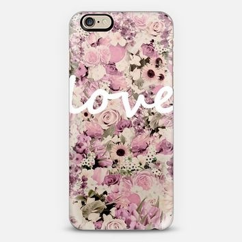 ROMANTIC LOVE iPhone 6 case by Nika Martinez | Casetify