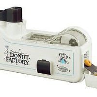 Nostalgia Electrics? MDF-200 Mini Donut Factory, Nostalgia Products Group - Barnes &amp; Noble