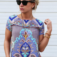 Addicted To Color Blouse