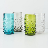 Knobby Juice Glass
