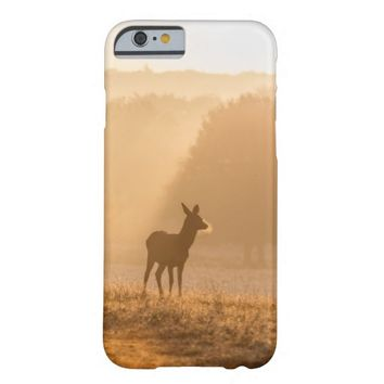 Red Deer at Dawn iPhone 6 case