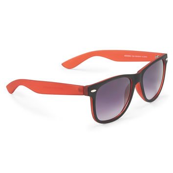 Aeropostale  Colorblock Waymax Sunglasses - Red, One