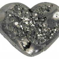 Pyrite Heart