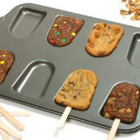 Amazon.com: Norpro Nonstick Cake-Sicle Pan with 24 Sticks: Kitchen & Dining