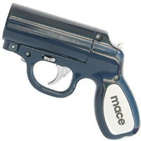 Mace Pepper Gun Blue-Black 80401 - Amazon.com