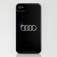 Audi Black iPhone Case by JT Digital Art  | Society6