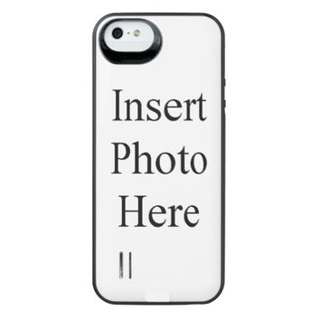 Customized Uncommon Power Gallery iPhone 5 Battery Case