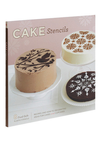 Cake Stencils | Mod Retro Vintage Books | ModCloth.com