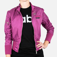Members Only: Classic Bomber Jacket Iris, at 45% off!
