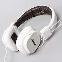 The Major Headphones with Mic in White