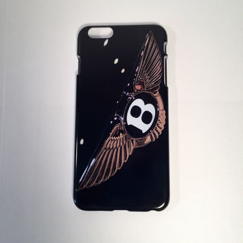 Bentley logo phone case for the iPhone 6 plus - Bentley logo black phone case for the iPhone 6 plus