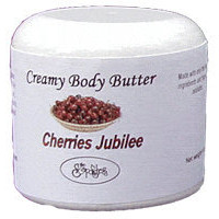 Cherries Jubilie Body Butter.