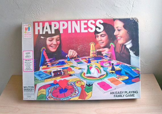 The Game of Happiness (1972)
