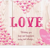 Heart Full of Love Valentines Day Cards - Cherishables