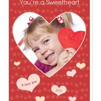 Sweetheart Valentine's Day Cards - Cherishables
