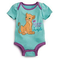 Nala Disney Cuddly Bodysuit for Baby - Lion King | Disney Store