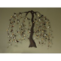 Walmart: Cape Craftsmen Willow Metal Wall Art