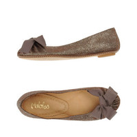 Maloles Women - Footwear - Ballet flats Maloles on YOOX