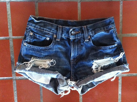 Levi Denim Shorts