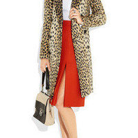 By Malene Birger|Animal-print faux fur coat|NET-A-PORTER.COM