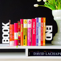 Pair of Book Ends  - Home Storage Systems From Store