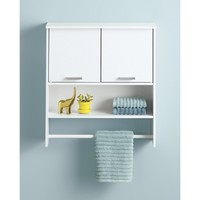 WALL CABINET RE WHITE