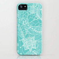 Garden of Earthly Delights iPhone Case by Catherine Holcombe | Society6