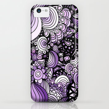 Purple Candy iPhone & iPod Case by DuckyB (Brandi)