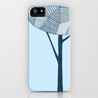 Winter Tree iPhone Case by Anita Ivancenko | Society6