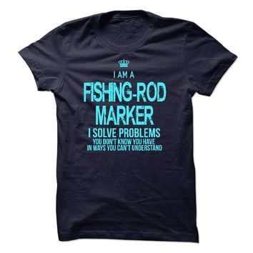 I am a Fishing-Rod Marker