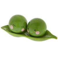 Peas Pass the Salt and Pepper Shaker Set | Mod Retro Vintage Kitchen | ModCloth.com