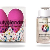 Beautyblender and  Blendercleanser Combo