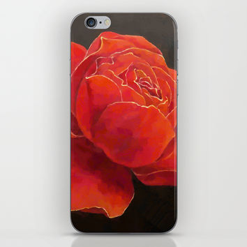 Rose Essence iPhone & iPod Skin by Texnotropio