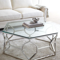 """Paxton"" Coffee Table - Horchow"