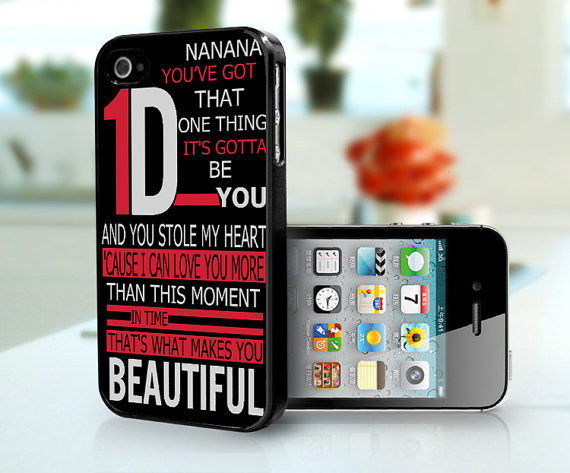 One direction songs2 - iPhone 4S and iPhone 4 Case Cover