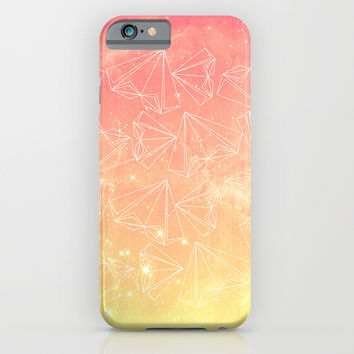 A heart is made of ... wishes iPhone & iPod Case by VessDSign