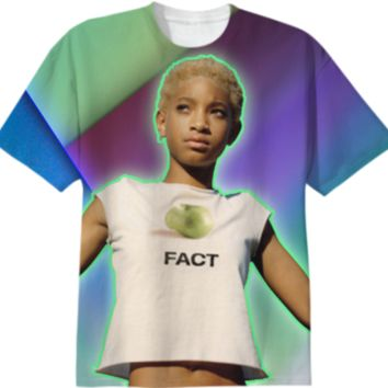 WILLOW SMITH created by JORDAN | Print All Over Me