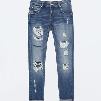 - Jeans - Woman - COLLECTION SS15 | ZARA United States