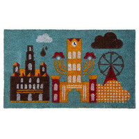 Sweet Simpli-city Doormat | Mod Retro Vintage Decor Accessories | ModCloth.com