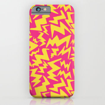 Zigs Part 2 iPhone & iPod Case by Liv B