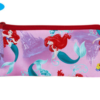 NEW Pencil Case | Zippered Pencil Pouch | Pencil Holder | Girl's Pencil Case | Notions Bag