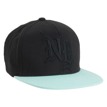 Aeropostale  NY Script Fitted Hat - Black,