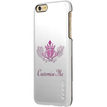 The Claddagh (Pink) Incipio Feather® Shine iPhone 6 Plus Case
