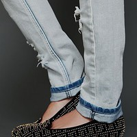 Free People Mosaic Stud Loafer