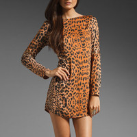 Style Stalker St. German Dress in Cheetah from REVOLVEclothing.com